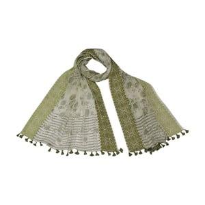 Šátek s příměsí hedvábí Shirin Sehan Fanni