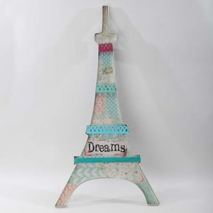 Nástěnná šperkovnice Eiffel