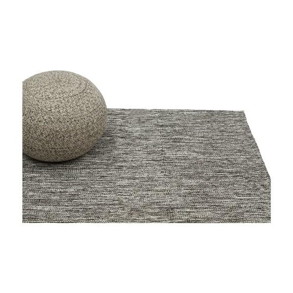 Tmavě šedý koberec Hawke&Thorn Parker, 120x180 cm