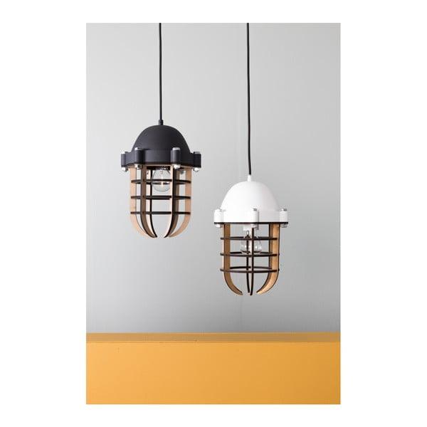 Bílá stropní lampa Zuiver Navigator