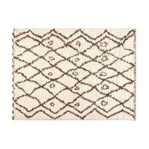 Vlněný koberec Linen Couture Dino, 160 x 230 cm