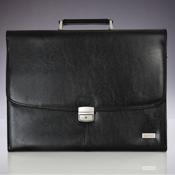 Pánská taška Solier, černá