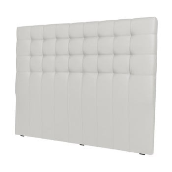 Tăblie pentru pat Windsor & Co Sofas Deimos, 200 x 120 cm, alb imagine