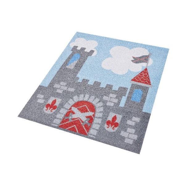 Dětský koberec Zala Living Castle, 100x100cm