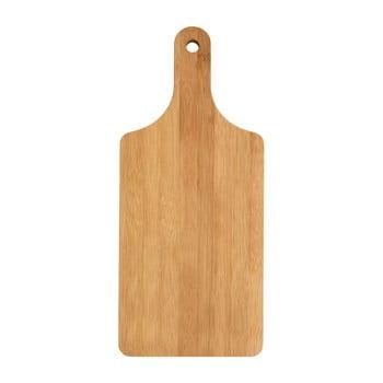 Tocător din bambus Premier Housewares, 40 x 18 cm