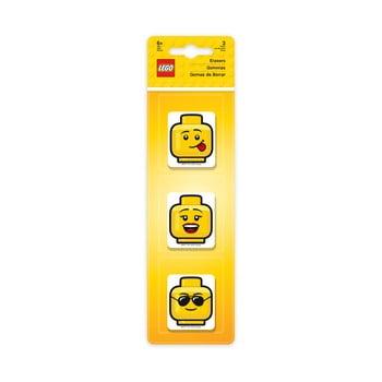 Set 3 gume LEGO® Iconic imagine