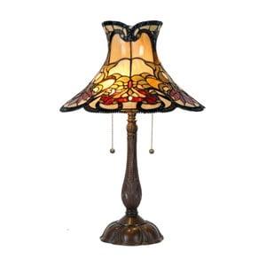 Tiffany stolní lampa Rustic