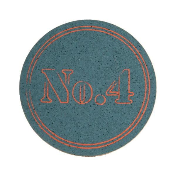 Sada 4 prostírání T&G Woodware Colour by Numbers