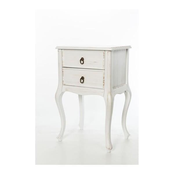 Odkládací stolek Patine Vintage, 46x33x70 cm