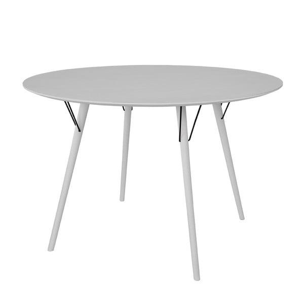 Jídelní stůl Urban 115 cm, bílý
