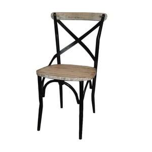 Židle Chaise Industrielle Blanc