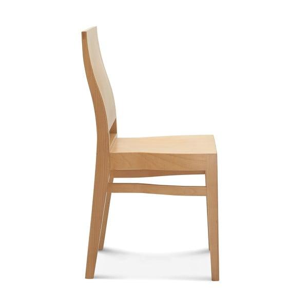 Sada 2 dřevěných židlí Fameg Aslog
