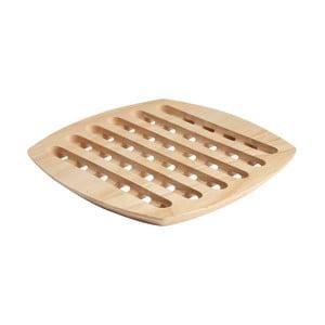 Suport din lemn pentru vase fierbinți T&G Woodware Scimitar