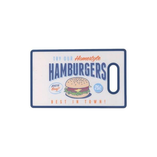 Prkénko na krájení Hamburgers