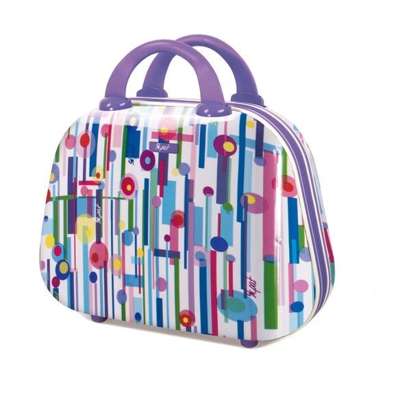 Kosmetická cestovní taška Skpa-T, fialová