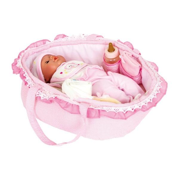 Natalie pisilős baba - Legler