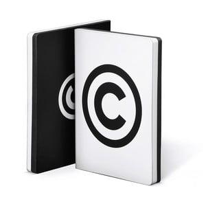 Zápisník Nuuna Copyright, velký