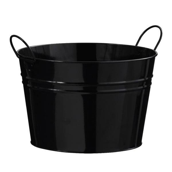 Vědro Black Zinc