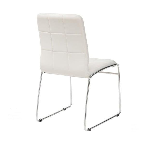 Jídelní židle Kid, bílá