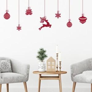 Autocolante Crăciun Ambiance Style Scandinave