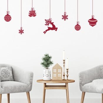 Autocolante Crăciun Ambiance Style Scandinave de la Ambiance