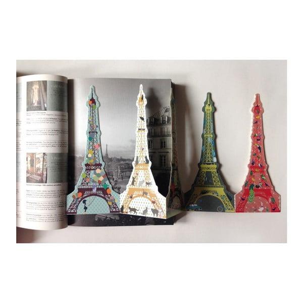 Sada záložek Mon Petit Art Tours Eiffel