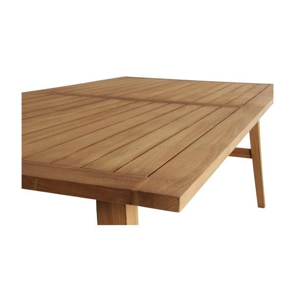 Zahradní jídelní stůl Brafab Vidos, 220x100cm