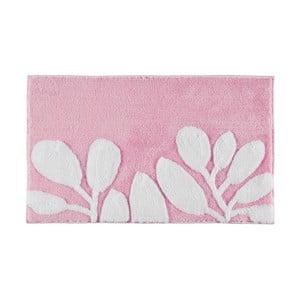 Koupelnová předložka Limra Pink, 60x100 cm
