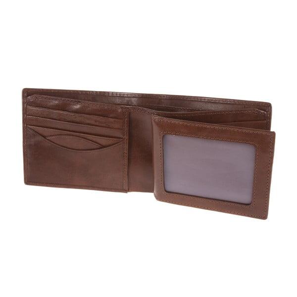 Pánská kožená peněženka Natural Vegetable-Tanned Chestnut
