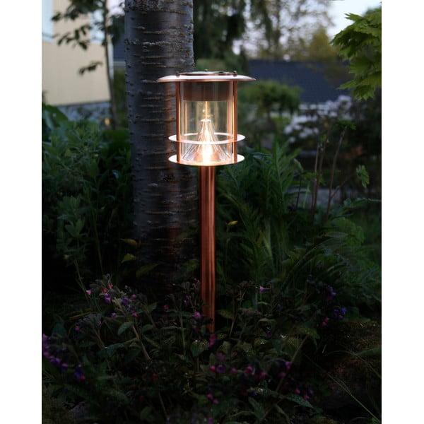 Zahradní světlo Solar Energy Path Light Rose