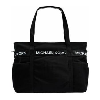 Geantă de mână Michael Kors The Michael, negru