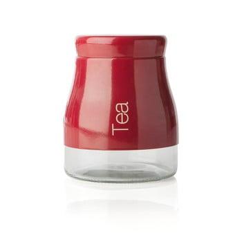 Recipient pentru ceai Sabichi Tea, roșu, 700 ml de la Sabichi