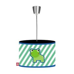 Závěsná lampa Zoo Frog