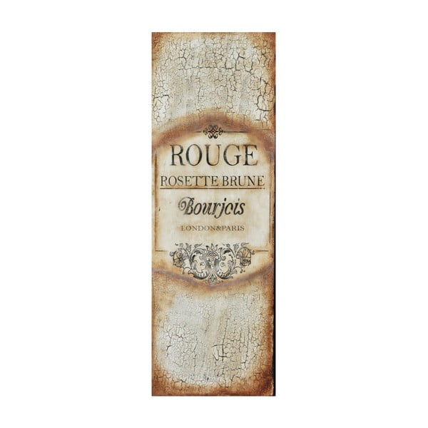 Nástěnná cedule Caffe de France