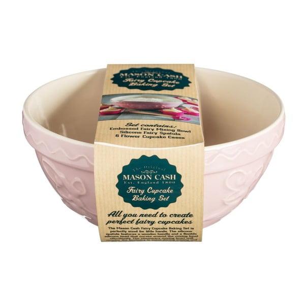 Sada na pečení Fairy Cake Pink