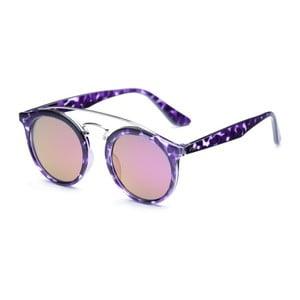 Sluneční brýle David LocCo Timeless Sparkling Morada
