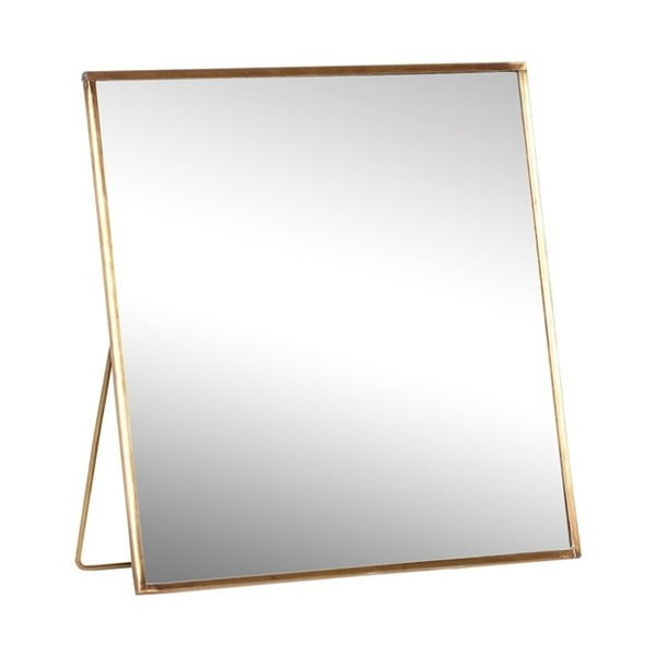 Oglindă de masă Hübsch Toke, 20 x 20 cm