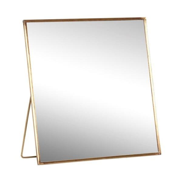 Stolové zrkadlo Hübsch Toke, 20×20 cm