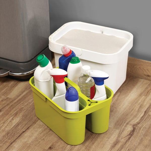 Găleată pentru detergenți Joseph Joseph Clean&Store, gri