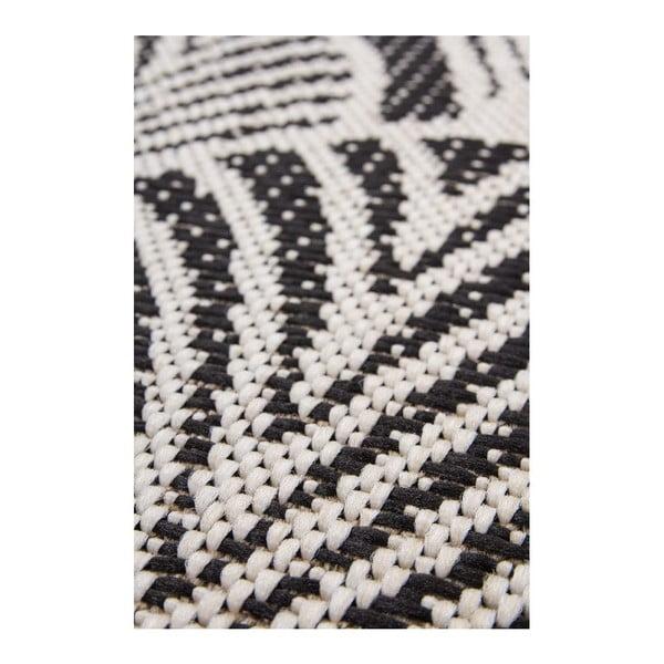 Koberec Tropical 370 Black, 160x230 cm