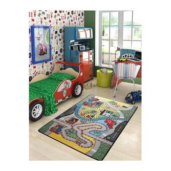 Covor pentru copii Race 133 x 190 cm