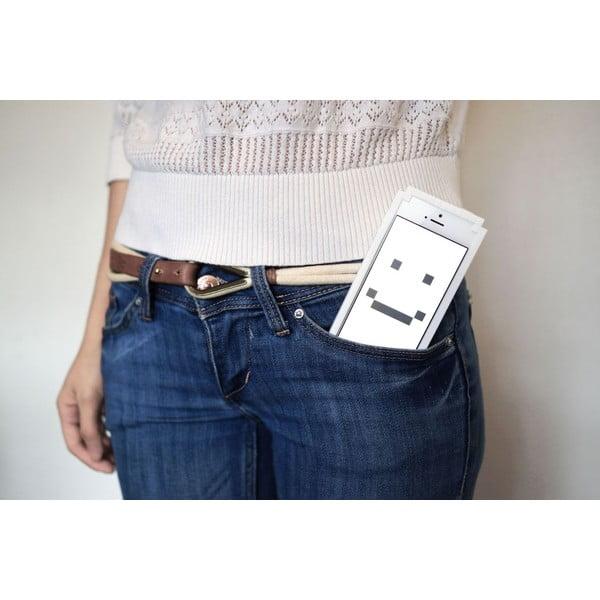Obal na iPhone 4 8-bit Bumper, bílý