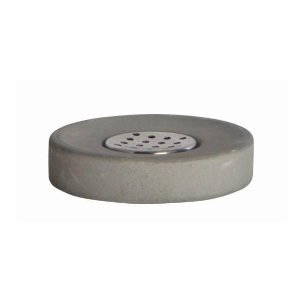 Podložka na mýdlo Cement