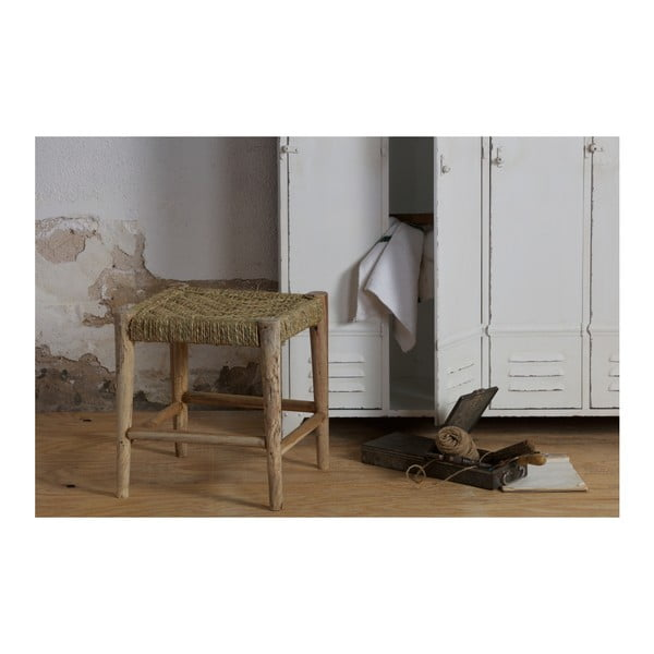 Dřevěná stolička BePureHome Wicker