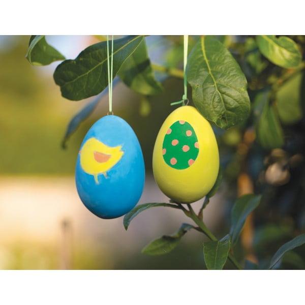Sada keramických vajíček k vymalování Hoppity