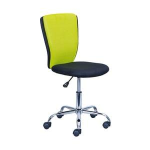 Zelená kancelářská židle 13Casa Judy