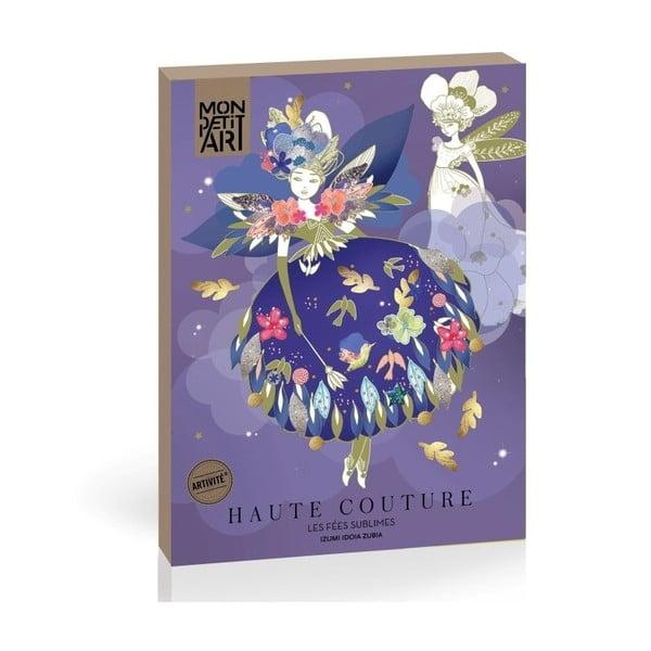 Papírová panenka Mon Petit Art Haute Couture Sublimes