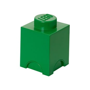 Cutie depozitare LEGO®, verde imagine
