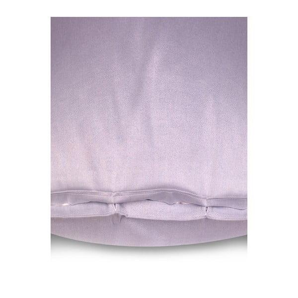 Béžový damaškový povlak na polštář Casa Di Bassi Basic, 50 x 70 cm