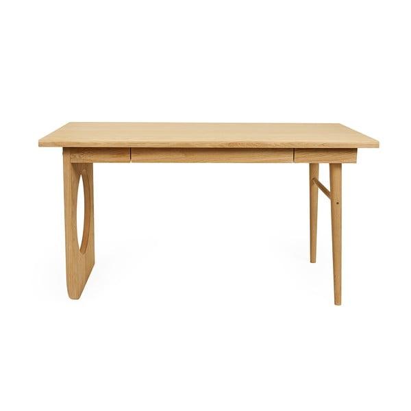 Bau íróasztal, szélesség 140 cm - Woodman